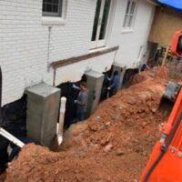 The Waterproof Group basement waterproofing