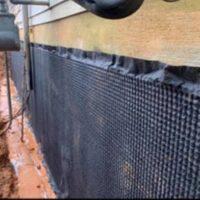 The Waterproof Group exterior basement waterproofing