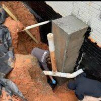 basement waterproofing by The Waterproof Group
